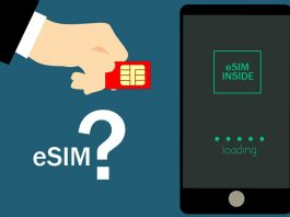 eSIM Wiki, eSIM chip inside phone