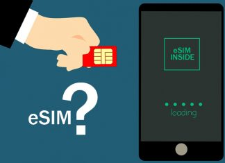 eSIM Wiki, eSIM chip inside phone