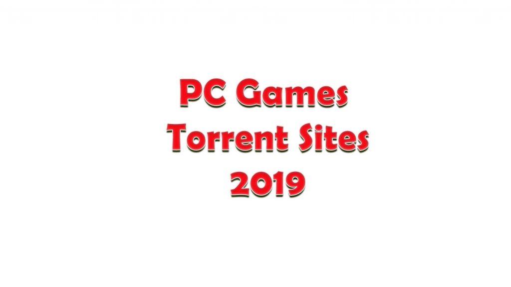 PC Games Torrent Sites 2019