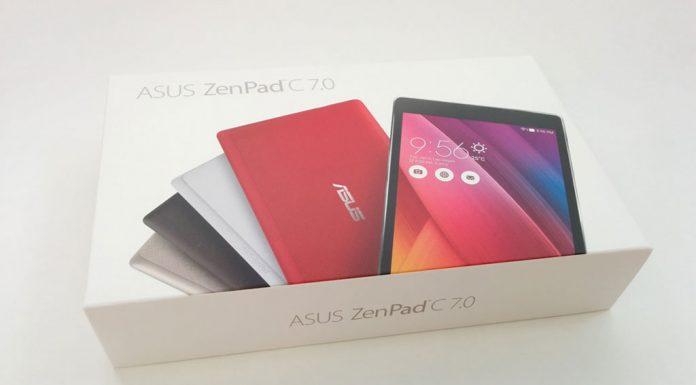 Asus ZenPad C