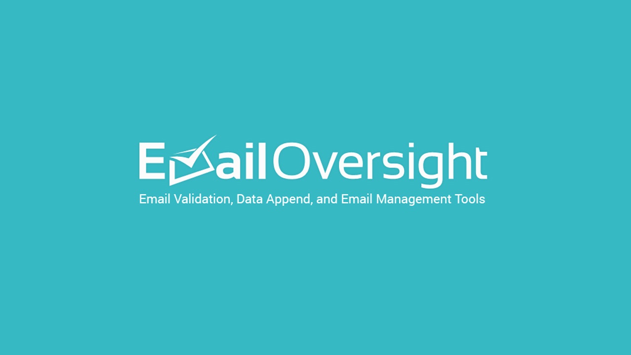 EmailOversight is the Best in Email Validation