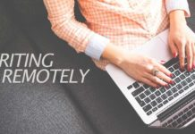 Survive Writing Remotely