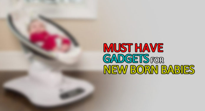 Best baby gadgets