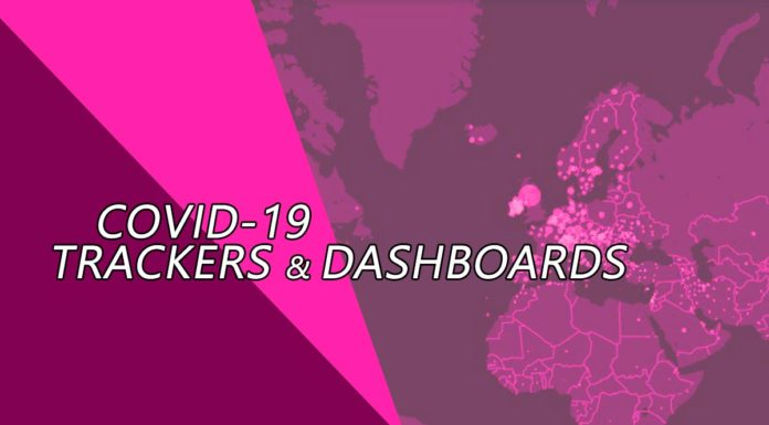 best covid 19 trackers and dashboards