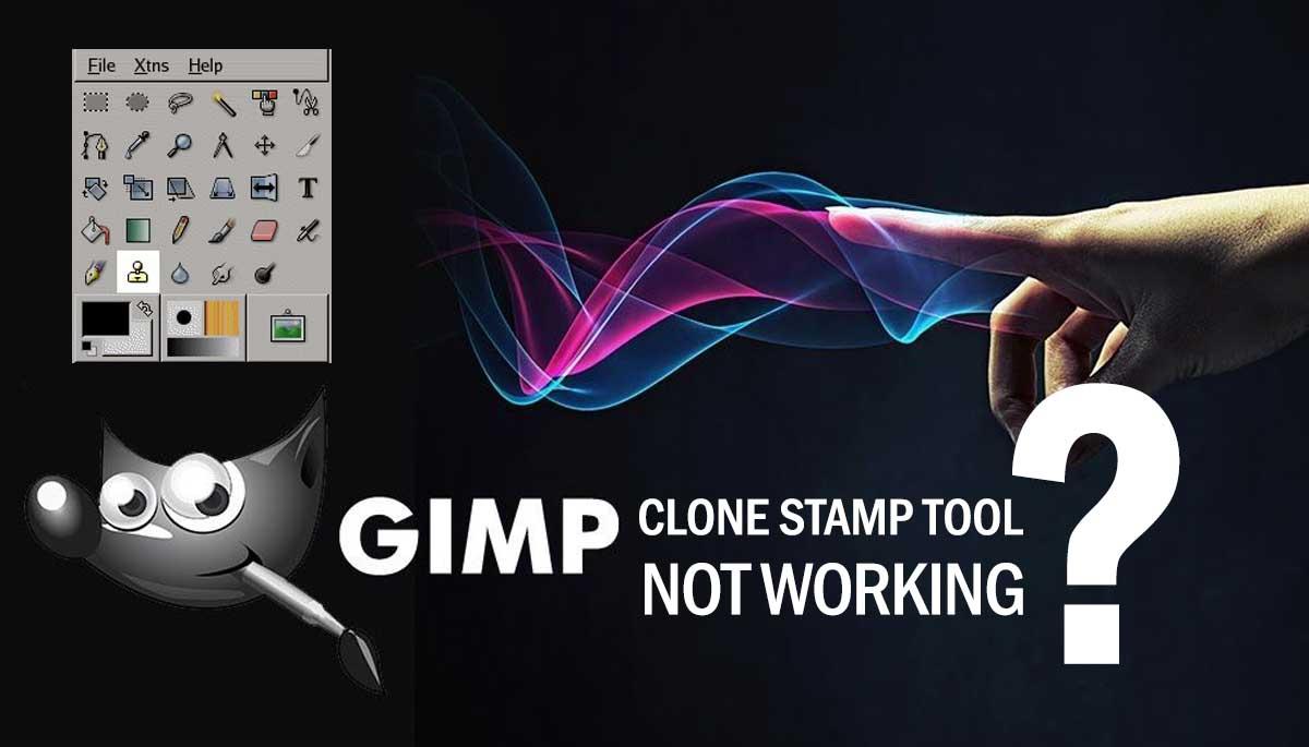 Gimp Clone Too