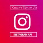Instagram API for Startup Business