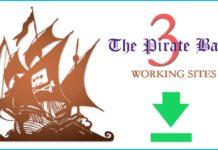 Piratebay3 Working Sites List