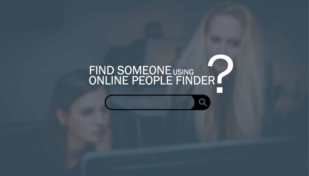 Online People Finder