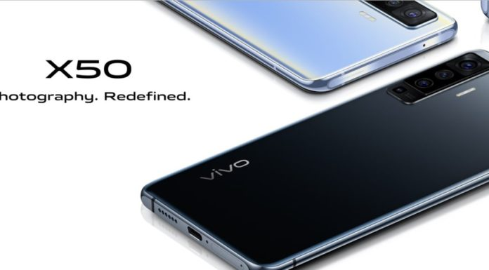 Vivo X50 - photography redefined
