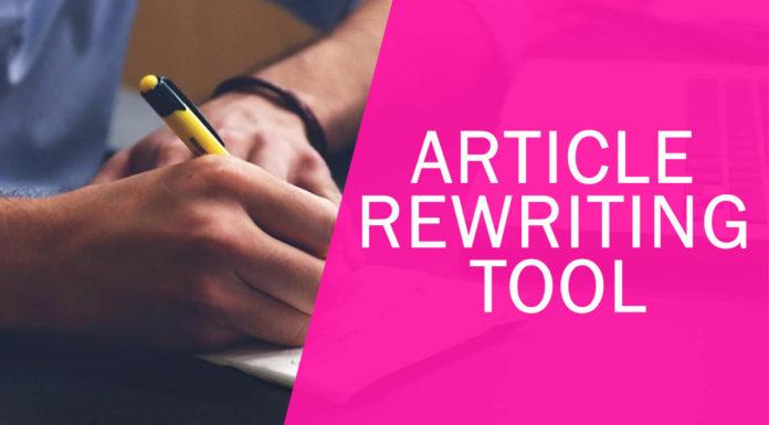 rewriting tool