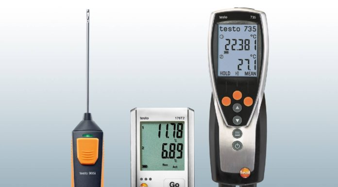 Industrial Temperature Measuring and Monitoring Devices