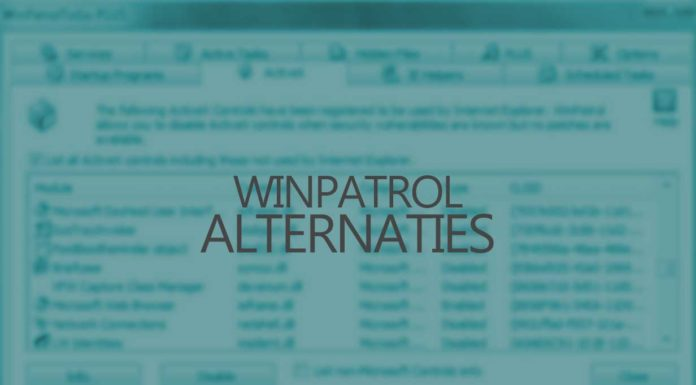Winpatrol Alternatives for Windows 10