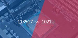 1135G7 v 1021U