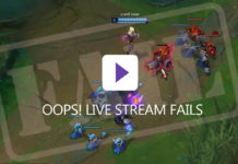 Livestreamfails