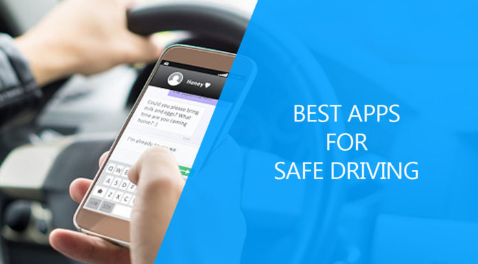 apps for safe driving