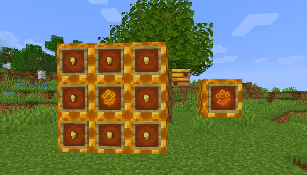 How to get Honeycomb in Minecraft