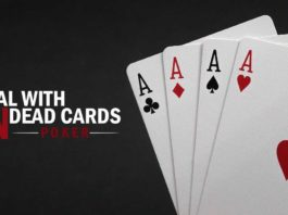deal with dead cards