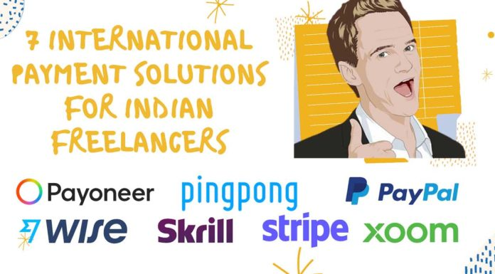 Best international payment solutions for freelancers